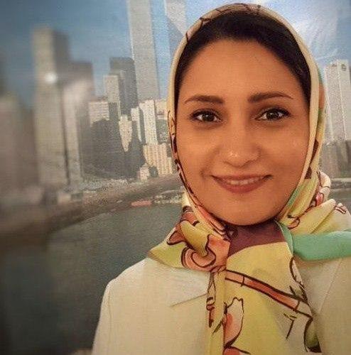 Sahar Arabzadeh